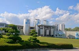 本社工場(福島県郡山市)19,530㎡(約6,000坪)