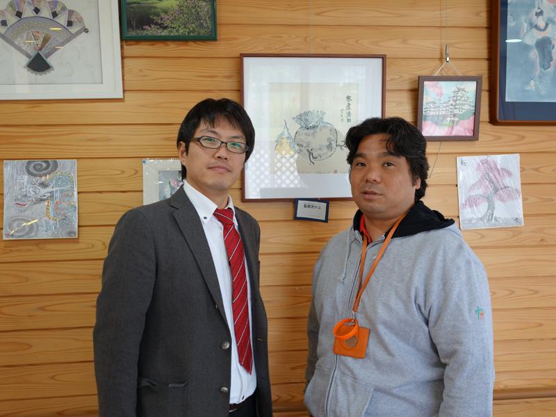取締役事業部長 小口 忠史氏<br />