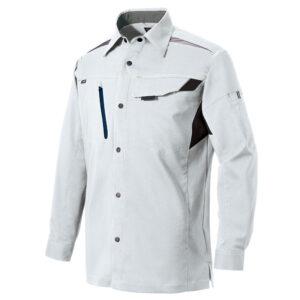 長袖シャツ(製造業)