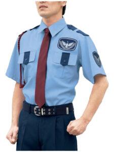 半袖シャツ(警備)